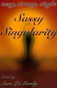 Sassy Singularity - cover art