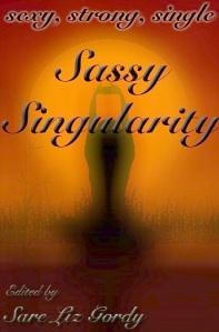 Sassy Singularity - cover art