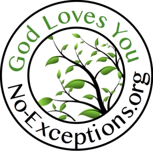 God Loves You, No-Exceptions.org