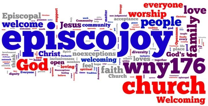 #episcojoy #wny176