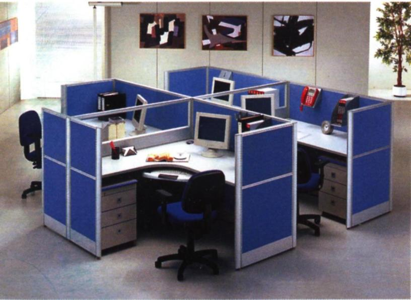 office space partitions. Better Feng Shui In 5 Minutes: Tips For Rearranging Your Office Space Partitions A