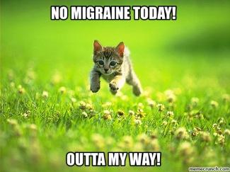 no migraine