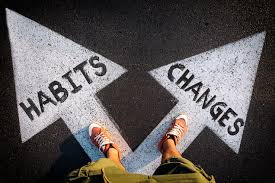 habits and change